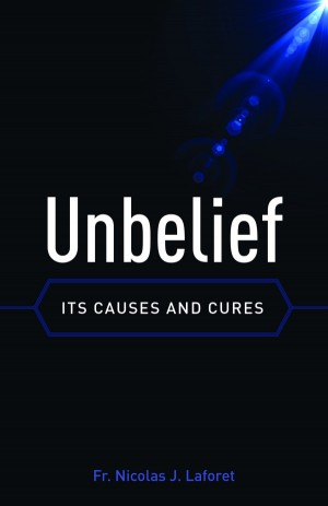 Unbelief book cover