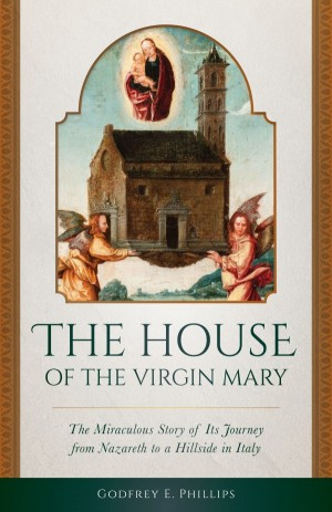 House of the Virgin Mary book cover