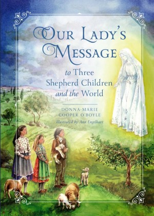 Our Lady's Message book cover