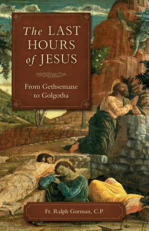 The Last Hours of Jesus book cover