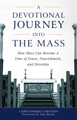 A Devotional Journey into the Mass book cover