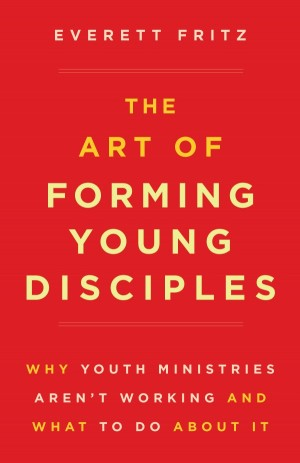 Art of Forming Young Disciples, The book cover