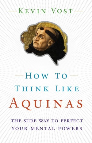 How to Think Like Aquinas book cover