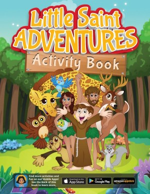 Little Saint Adventures book cover