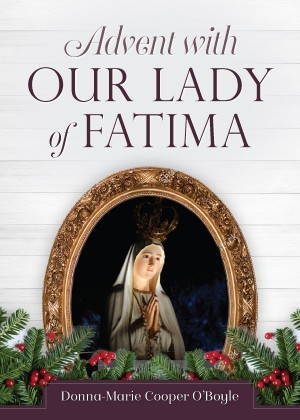 Advent with Our Lady of Fatima book cover