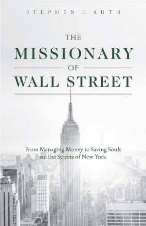 The Missionary of Wall Street book cover
