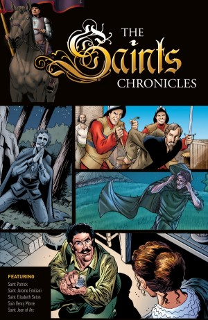 Saints Chronicles Collection 1 book cover