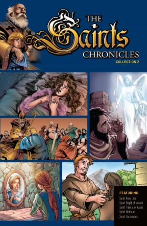 The Saints Chronicles Collection 2 book cover