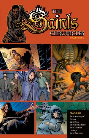 Saints Chronicles Collection 3 book cover