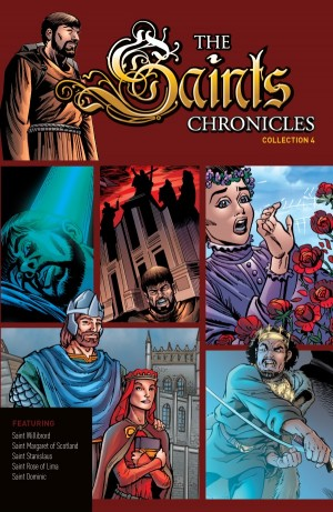 The Saints Chronicles Collection 4 book cover