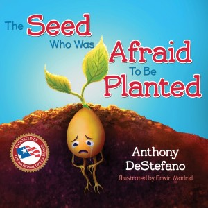 Seed Who Was Afraid To Be Planted, The book cover