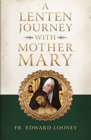 Lenten Journey with Mother Mary book cover