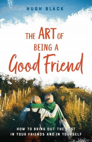 The Art of Being a Good Friend book cover