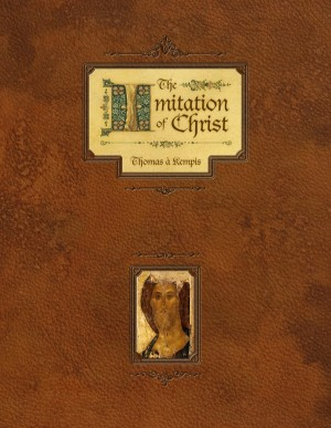 Imitation of Christ book cover