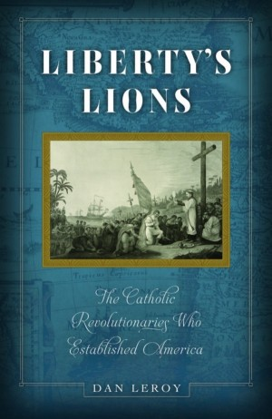 Liberty's Lions book cover