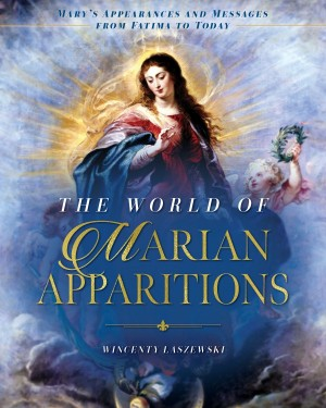 The World of Marian Apparitions book cover