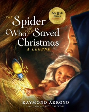 The Spider Who Saved Christmas book cover