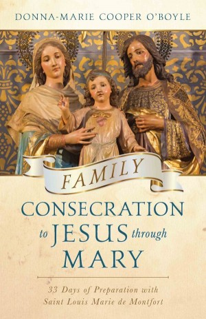 Family Consecration book cover