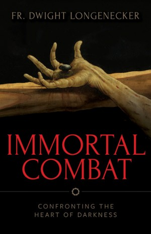 Immortal Combat book cover