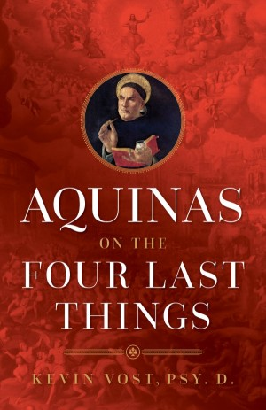 Aquinas on the Four Last Things book cover