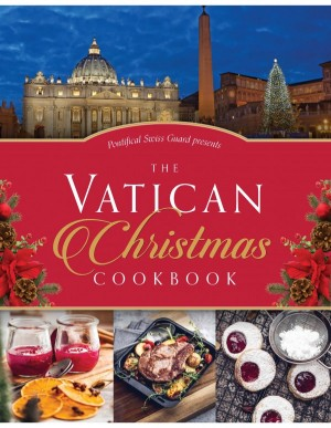 The Vatican Christmas Cookbook book cover