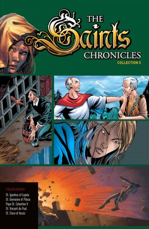 Saints Chronicles Collection 5 book cover