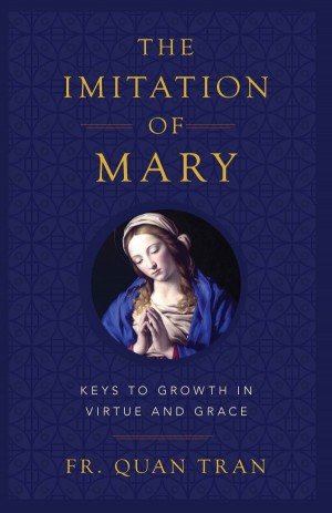 The Imitation of Mary book cover