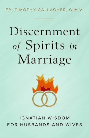 Discernment of Spirits in Marriage book cover