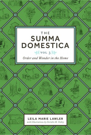 The Summa Domestica Volume 3: Housekeeping book cover