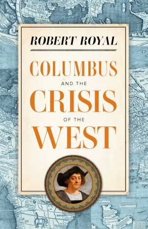 Columbus and the Crisis of the West book cover