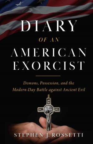 Diary of an American Exorcist book cover