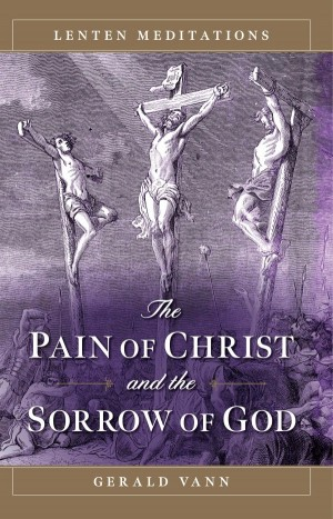 The Pain of Christ and the Sorrow of God book cover