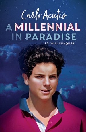 A Millennial in Paradise book cover