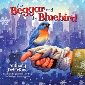 The Beggar and the Bluebird book cover