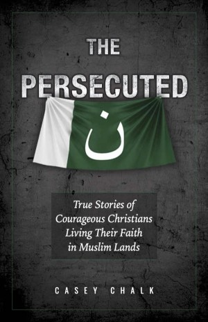 The Persecuted book cover