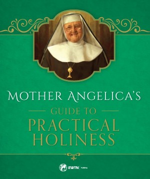 Mother Angelica's Guide to Practical Holiness book cover