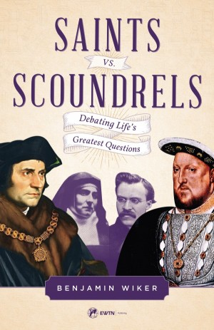 Saints vs. Scoundrels book cover