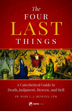 Four Last Things book cover