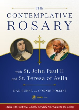 Contemplative Rosary book cover