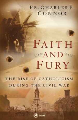 Faith and Fury book cover