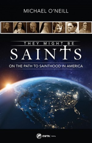 They Might Be Saints book cover