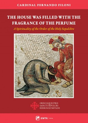 The House was Filled with the Fragrance of the Perfume book cover
