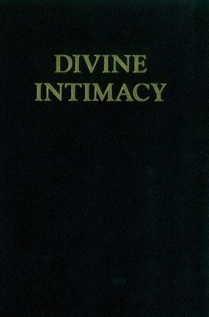 Divine Intimacy book cover