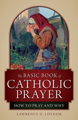Basic Book of Catholic Prayer book cover