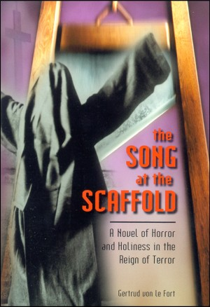 Song at the Scaffold book cover