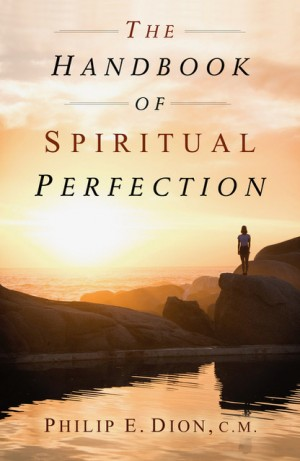 The Handbook of Spiritul Perfection book cover