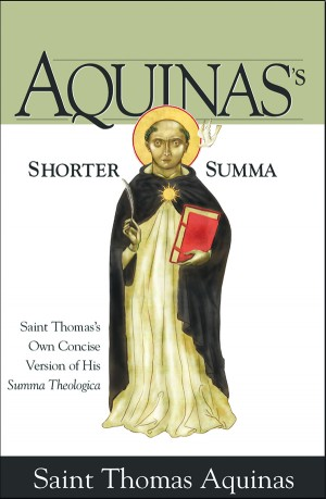 Aquinas's Shorter Summa book cover