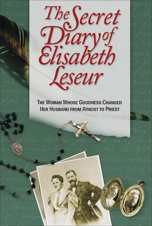 Secret Diary of Elisabeth Leseur, The book cover