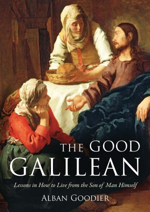 Good Galilean, The book cover