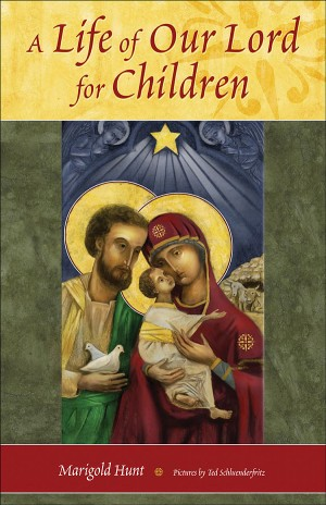 Life of Our Lord for Children, A book cover